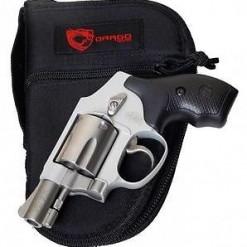 """Drago 9.5"""" Pistol Case Black"""
