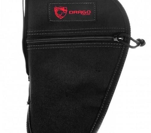 Drago 10.5in Pistol Case Black