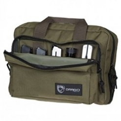 Drago Gear Double Pistol Case Green