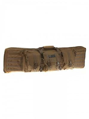 Drago Gear 42in Double Gun Case Tan
