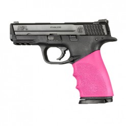 Hogue HandALL Hybrid S&W M&P 9/40/357SIG Grip Sleeve Pink