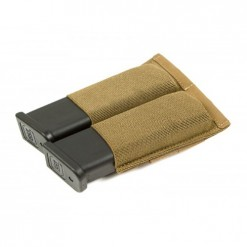Blue Force Gear Ten-Speed Double Pistol Mag Pouch Coyote Brown