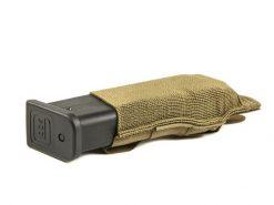 Blue Force Gear Ten-Speed HW Single Pistol Mag Pouch Coyote Brown