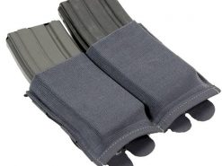The Blue Force Gear Ten-Speed Double Pistol Mag Pouch Black
