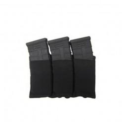 Blue Force Gear Ten-Speed Triple M4 Mag Pouch Black