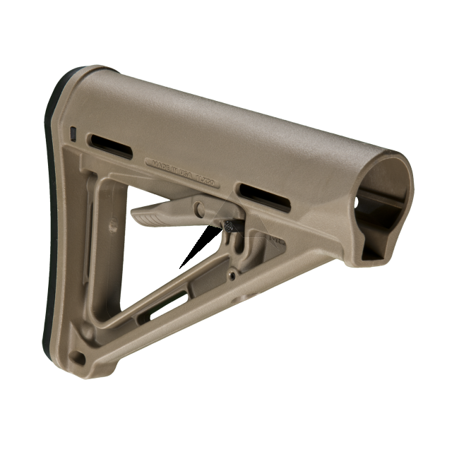 Magpul MOE Carbine Stock Mil-Spec Model Flat Dark