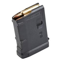 Magpul PMAG 10 AR-15 Gen M3 Black, 10 Round Magazine, 5.56X45mm NATO, .223 Rem