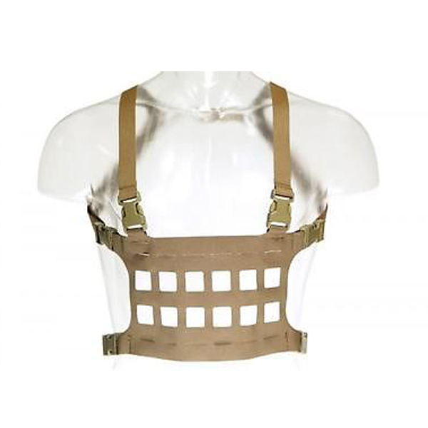 Blue Force Gear RACKminus Chest rig Coyote Brown