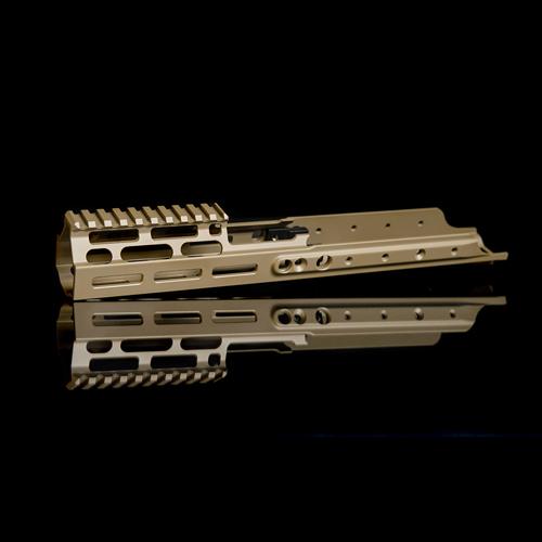 """Kinetic SCAR MREX MLOK 6.5"""" FDE"""