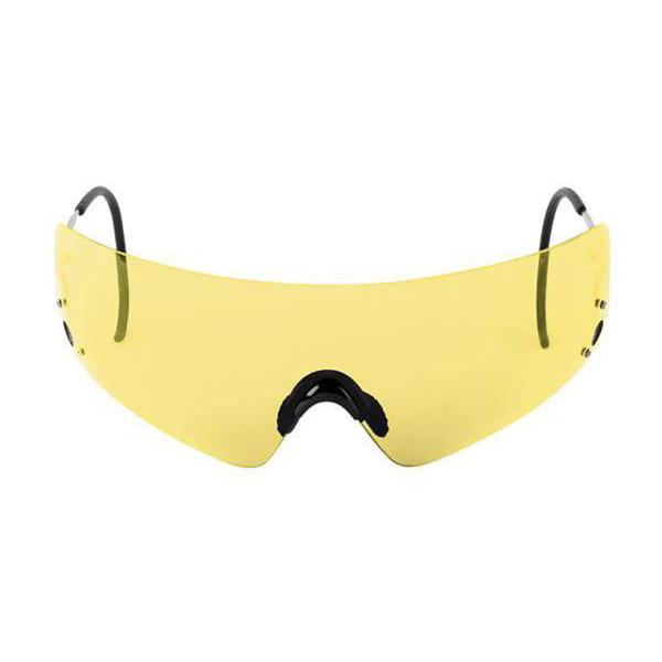Beretta Metal Frame Glasses Yellow