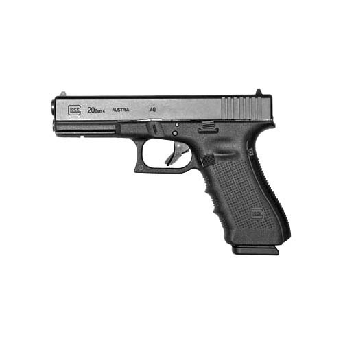 glock 20 gen 4 15 round semi auto handgun 10mm shoot straight rh shoot straight com Glock Manual Safety Review glock 20 specifications