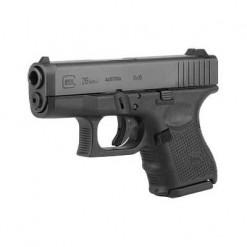 Glock 26 Gen 4, 10 Round Semi Auto Handgun, 9mm