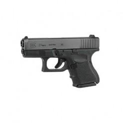 Glock 27 Gen 4, 9 Round Semi Auto Handgun, .40 S&W