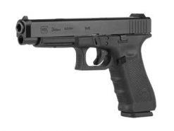 Glock 34 Gen 4, 17 Round Semi Auto Handgun, 9mm