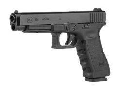 Glock 35 Gen 3, 15 Round Semi Auto Handgun, .40 S&W