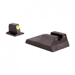 Trijicon Hd Night Sight Set Ruger Sr9c - Yellow Front
