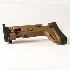 Kinetic SAS SCAR Adaptable Stock Kit Magpul Brown