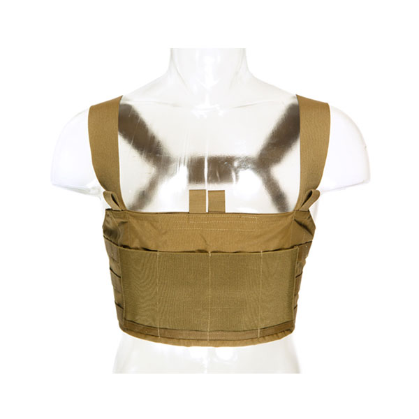 Blue Force Gear Ten-Speed M4 Chest Rig Coyote Brown