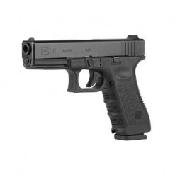 Glock 17 Gen 3 USA, 17 Round Semi Auto Handgun, 9mm