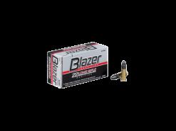 CCI 0021 Blazer 22LR HS 40Gr LRN, 50 Rounds