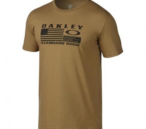 Oakley Men's Flag Tee Coyote
