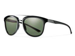 Smith Clayton Black ChromaPop Polarized Grey Green