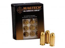 Magtech GG45A Guardian Gold .45 Auto +P 185gr JHP