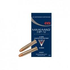 CCI 0059 22 WMR 30gr Maxi-Mag HP+V