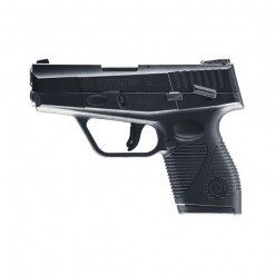 Taurus 709 Slim Blue Steel, 7 Round Semi Auto Handgun, 9mm