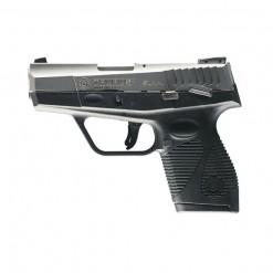 Taurus 709 Slim Matte Stainless, 7 Round Semi Auto Handgun, 9mm
