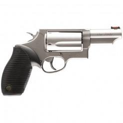 Taurus Judge 4510 Matte Stainless Steel, 5 Round Revolver, .45 LC/.410 Ga
