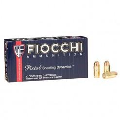 Fiocchi 380AP .380 Auto 95gr FMJ