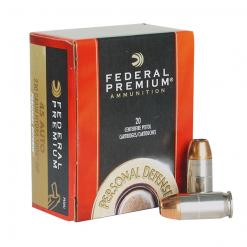 Federal Premium .40 S&W 180gr