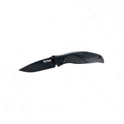 Kershaw 1550 Blackout Folding Knife Assisted