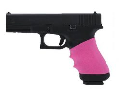 Hogue HandAll Universal Slip-On Gun Grip Pink Sleeve