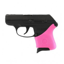 Hogue Handall Slip-On Ruger Grip Sleeve Pink