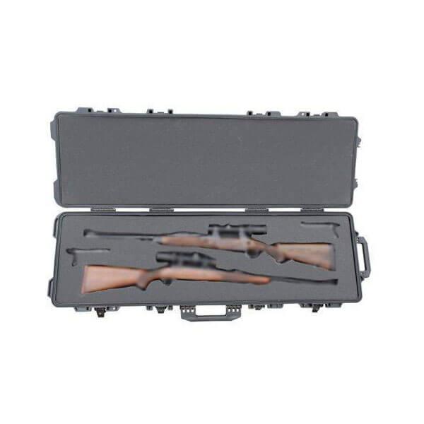 Boyt Harness Company Heavy Duty H51 Double Long Gun Case