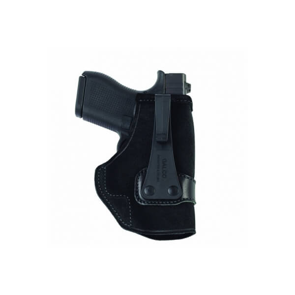 Galco Tuck-n-go Iwb Holster – Right Hand, Black, Ruger Lcp & Kel-tec  P3at/p32 Tuc436b