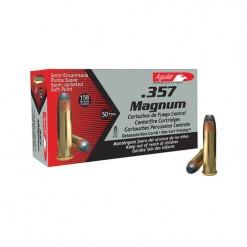 Aguila .357 Magnum 158gr SJHP