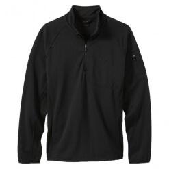 Oakley Hydrofree 1/4-Zip Fleece Jacket Black
