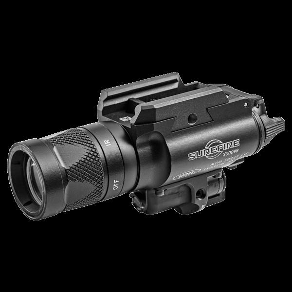 SureFire X400V-IRC Dual-Spectrum LED WeaponLight