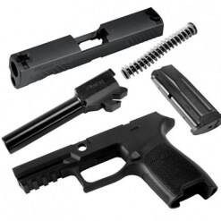 SIG Sauer P320c Caliber Exchange Kit 9mm