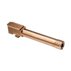 SureFire ZEV Drop-In Gun Barrel Glock 19 Bronze