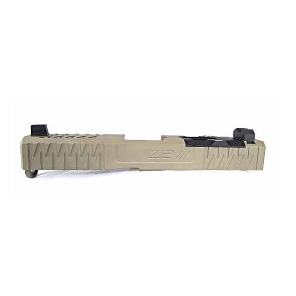 ZEV Enhanced SOCOM Glock 17 Absolute Co-Witness