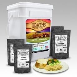 Heaven's Harvest PKG0812