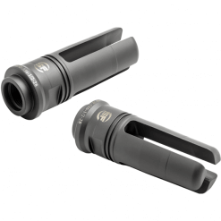 FLASH HIDERS, MUZZLE BRAKES, AND SUPPRESSOR ADAPTERS