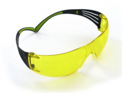 3M Peltor Sport SecureFit 400 Amber Glasses