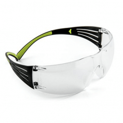 3M Peltor Sport SecureFit 400 Clear Glasses