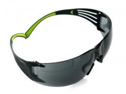 3M Peltor Sport SecureFit 400 Gray Glasses