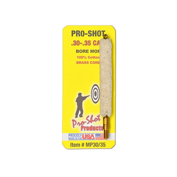Pro-Shot Brass Bore Mop